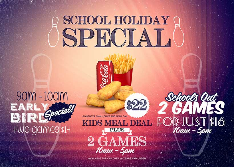 School Holiday Special