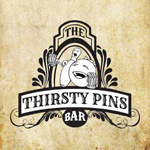 THE THIRSTY PINS BAR